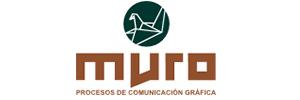 Logotipo Encuadernaciones Muro